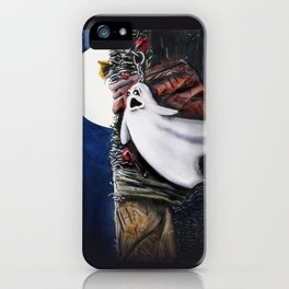 HAVE YOU SEEN ME iPhone Case
