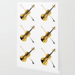 Devils Golden Fiddle Wallpaper
