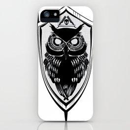 A.S.O. iPhone Case