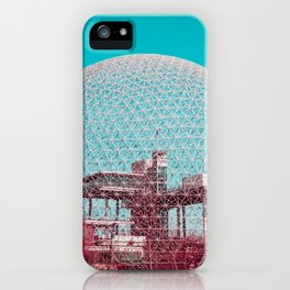 Surreal Montreal 6 iPhone Case