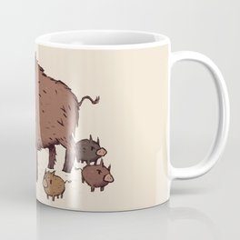 moar boars Coffee Mug