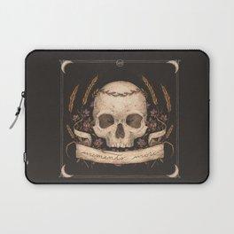 Memento Mori Laptop Sleeve