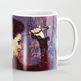 Once Upon A Time - The Evil Queen's Fire Coffee Mug