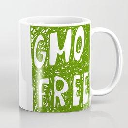GMO FREE Coffee Mug