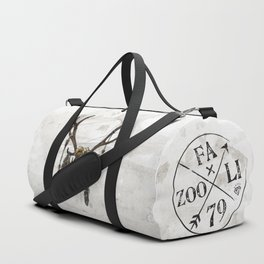Bestial Crowns: The Elk Duffle Bag