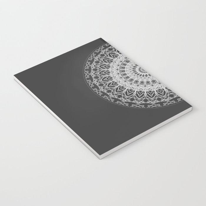 Mandala blast Notebook