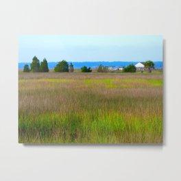 Boat House 1 Metal Print