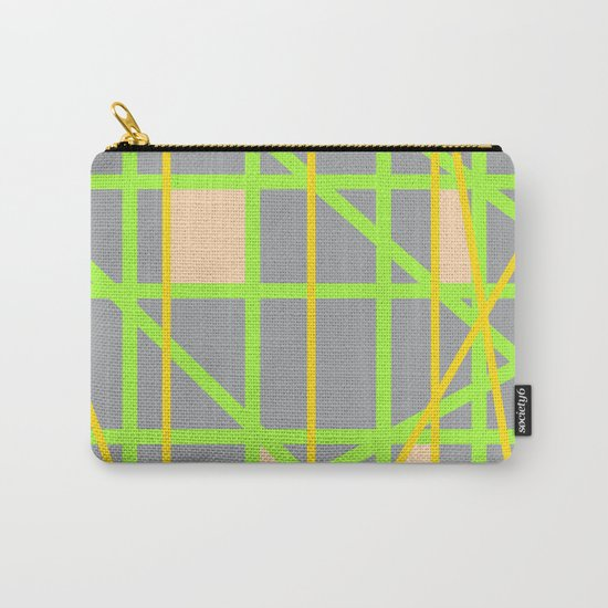 Abstract RD Carry-All Pouch