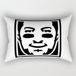 The Tebow Mark Rectangular Pillow