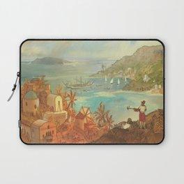 Provincial Polynesia Laptop Sleeve