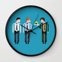 The Office Wall Clock
