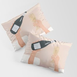 Morning Wine Pillow Sham