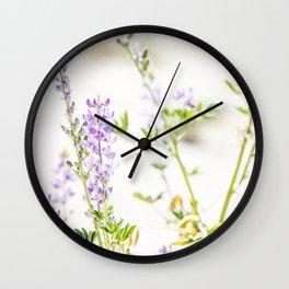 Super Bloom 7324 Paradise Joshua Tree Wall Clock