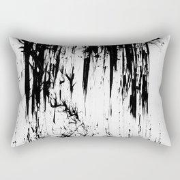 Antimatter Rain Rectangular Pillow