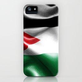 Jordan Flag iPhone Case