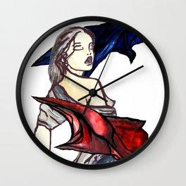 Vertigo of Bliss/Only Revolutions Wall Clock
