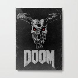 Doom - Icon of Sin Metal Print