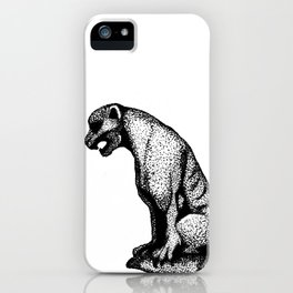 Gargoyle's Pet iPhone Case