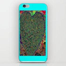 CYBER HEART II iPhone Skin