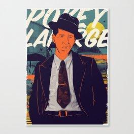 Pokey LaFarge  Canvas Print
