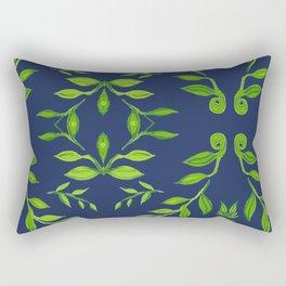 zakiaz navy dream Rectangular Pillow
