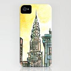 Chrysler Building - New York Slim Case iPhone (4, 4s)