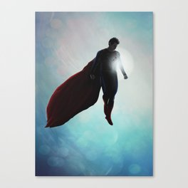 Super Canvas Print
