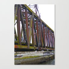 The Many Shades of Rust Canvas Print