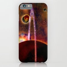TWO MOONS - 336 iPhone 6s Slim Case
