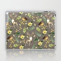 Deer and birds Laptop & iPad Skin