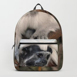 Cotton-top Tamarin Backpack