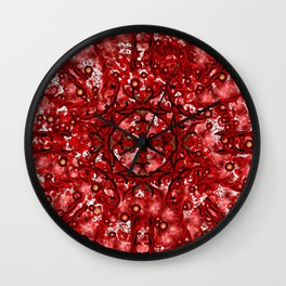 Kundalini Energy Wall Clock