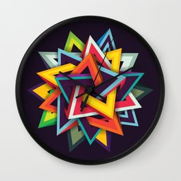 Endless Magen Wall Clock