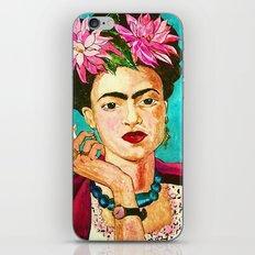 Frida Kahlo II iPhone Skin
