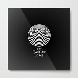 The Twilight Zone Metal Print