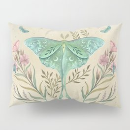 Luna and Forester - Oriental Vintage Pillow Sham