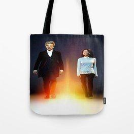 Twin Flames Tote Bag