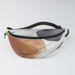 Abstract World Fanny Pack