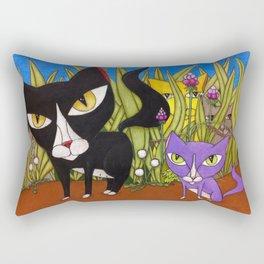 Spies Rectangular Pillow