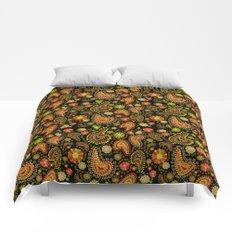 Paisley Power (Autumn) Comforters