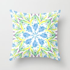 Plantasia part 2 Throw Pillow