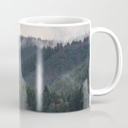 Pacific Northwest Forest - Nature Photography Coffee Mug
