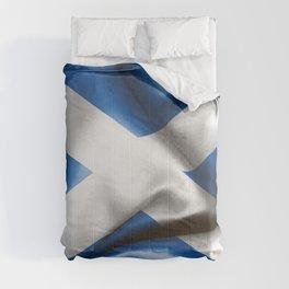 Scottish Flag Comforters