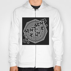 Dark butterfly kaleidoscope Hoody