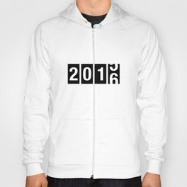 Counting to 2016 Hoody
