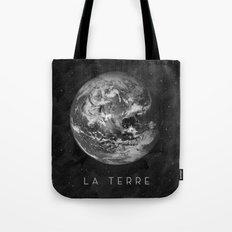La Terre Tote Bag
