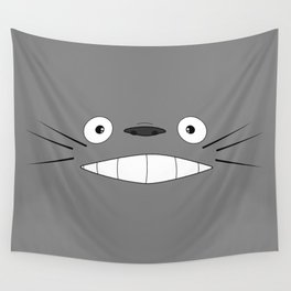 Studio Ghible Character Wall Tapestry