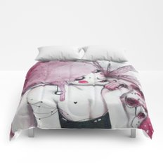 Sugar Plum Faerie  Comforters