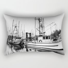 Ucluelte Harbour - Vancouver Island BC Rectangular Pillow