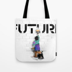 No Future Tote Bag